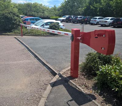 Security Bollards Yorkshire - Security Bollards West Yorkshire