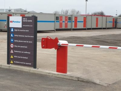 Car Park Barriers Archives Security Bollards West Yorkshire